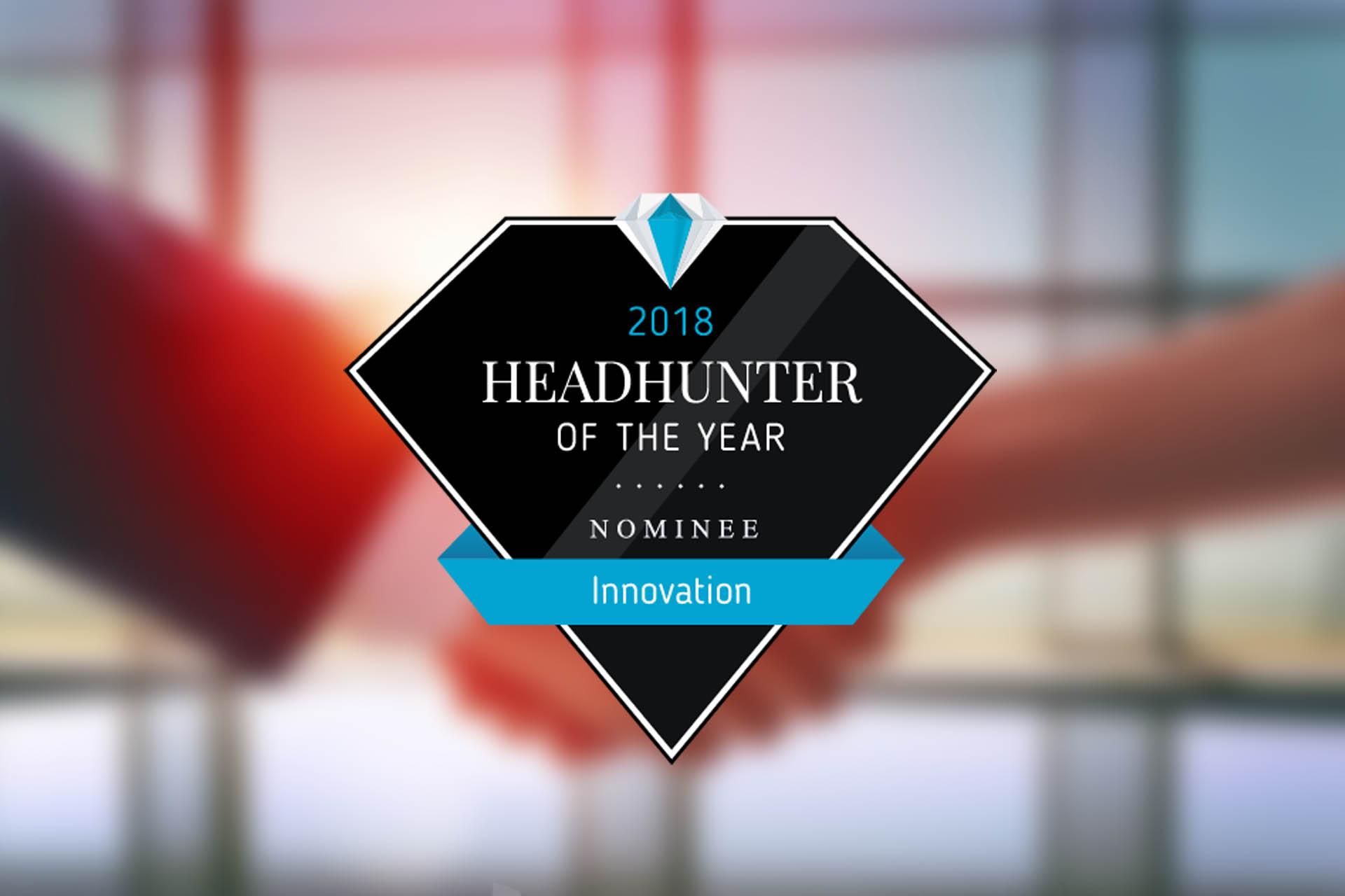 "SAPPLIER wird ""Headhunter of the Year"""
